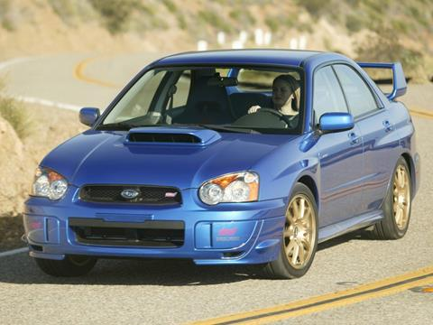 2005 Subaru Impreza for sale in Houston, TX
