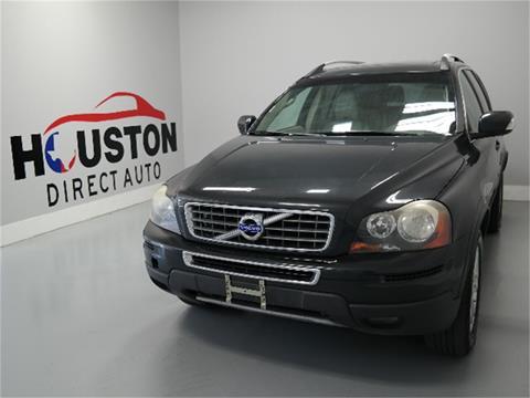 2011 Volvo XC90 for sale in Houston, TX