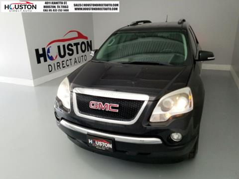 2009 GMC Acadia for sale in Houston, TX
