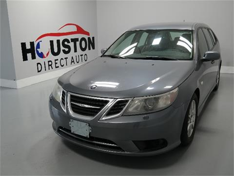 2009 Saab 9-3 for sale in Houston, TX