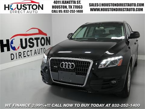 2011 Audi Q5 for sale in Houston, TX