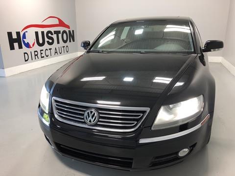 volkswagen sale tx for in phaeton carsforsale com houston charlotte used nc