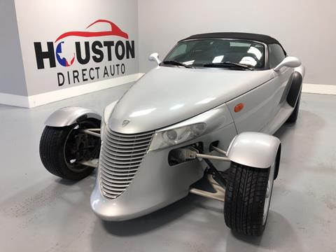2000 Plymouth Prowler for sale in Houston, TX