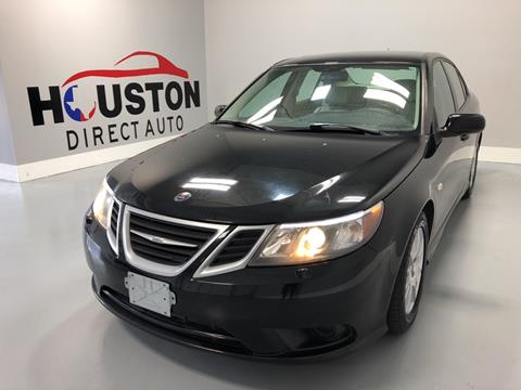 2008 Saab 9-3 for sale in Houston, TX