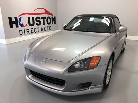 2001 Honda S2000 for sale in Houston, TX