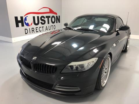 Used Bmw Z4 For Sale In Houston Tx Carsforsale Com 174