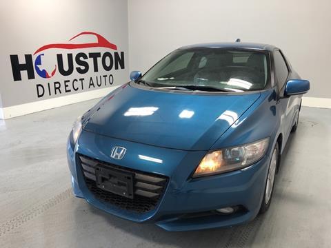 2012 Honda CR-Z for sale in Houston, TX