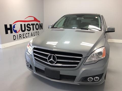 2011 Mercedes-Benz R-Class for sale in Houston, TX