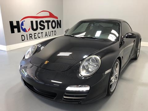 2010 Porsche 911 for sale in Houston, TX
