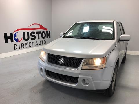 2008 Suzuki Grand Vitara for sale in Houston, TX