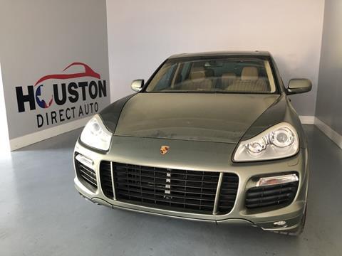 2008 Porsche Cayenne for sale in Houston, TX