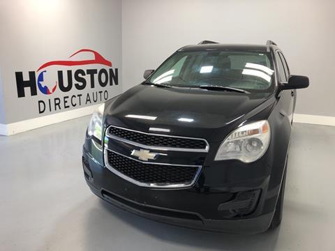 2010 Chevrolet Equinox for sale in Houston, TX
