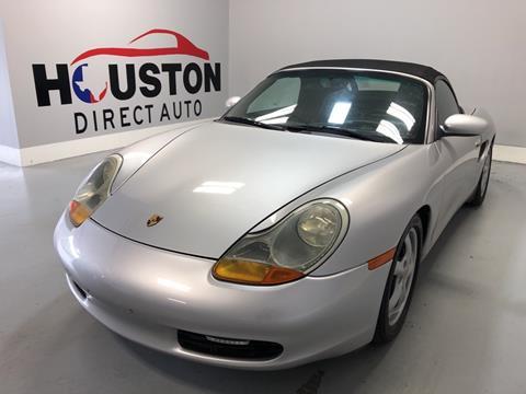 1998 Porsche Boxster for sale in Houston, TX
