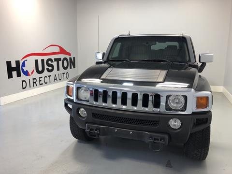 2006 HUMMER H3 for sale in Houston, TX