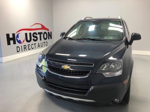2015 Chevrolet Captiva Sport Fleet for sale in Houston, TX