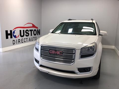 2013 GMC Acadia for sale in Houston, TX