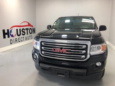 2015 GMC Canyon for sale in Houston, TX