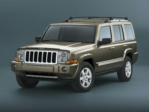 2010 Jeep Commander for sale in Houston, TX