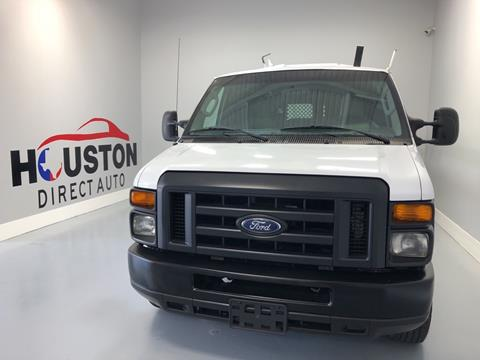 2013 Ford E-Series Cargo for sale in Houston, TX