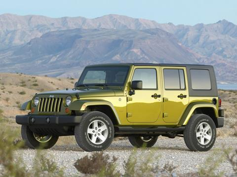 2007 Jeep Wrangler Unlimited for sale in Houston, TX