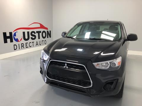 2014 Mitsubishi Outlander Sport for sale in Houston, TX