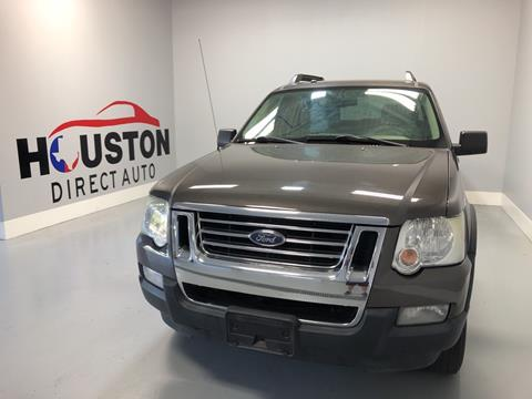 2007 Ford Explorer Sport Trac for sale in Houston, TX