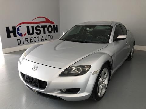 2005 Mazda RX-8 for sale in Houston, TX