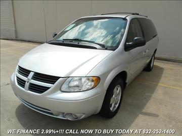 2006 Dodge Grand Caravan for sale in Houston, TX