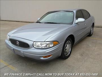 2004 Buick LeSabre for sale in Houston, TX