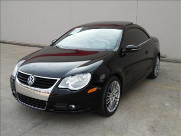 2011 Volkswagen Eos for sale in Houston, TX