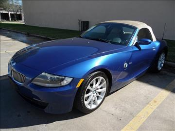 2007 BMW Z4 for sale in Houston, TX