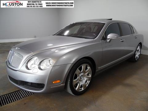 2006 Bentley Continental Flying Spur for sale in Houston, TX