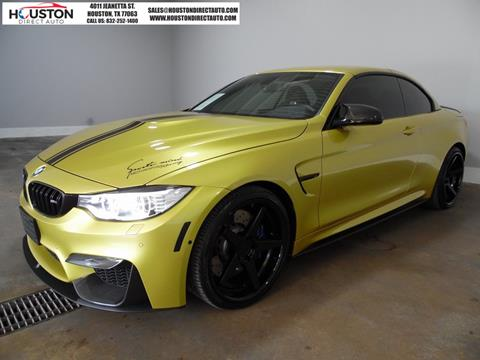 2016 BMW M4 for sale in Houston, TX