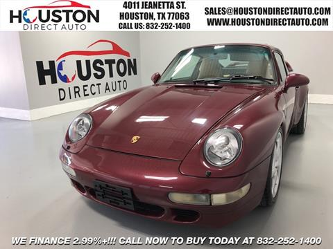 1996 Porsche 911 for sale in Houston, TX