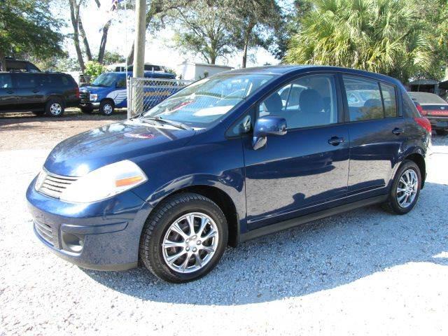 2008 Nissan Versa 18 S 4dr Hatchback 4a In Orlando Fl Autoimportsfl
