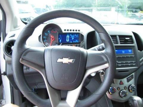 2012 Chevrolet Sonic Ls 4dr Hatchback W 2ls In Orlando Fl