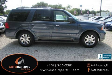 2003 Lincoln Navigator for sale in Orlando, FL