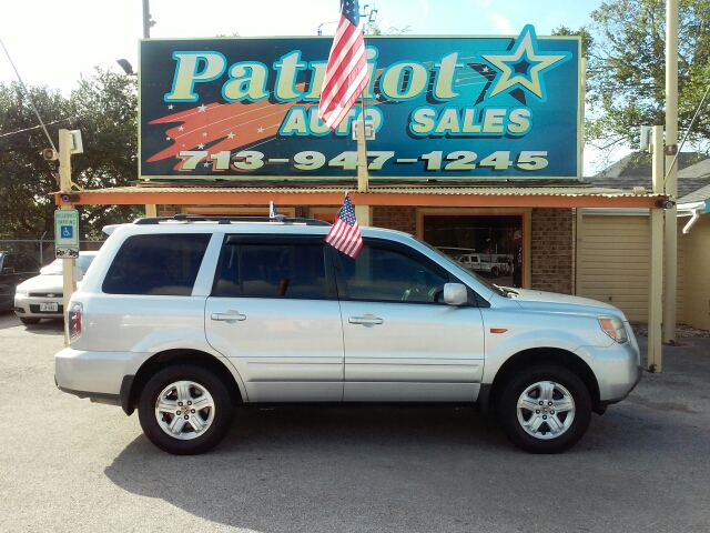 2008 Honda Pilot For Sale At Patriot Auto Sales In South Houston TX