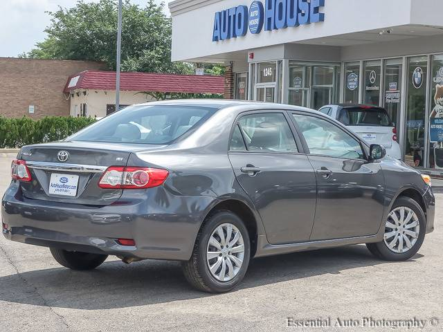 2012 Toyota Corolla for sale at Auto House Motors in Downers Grove IL