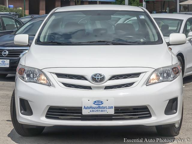 2011 Toyota Corolla for sale at Auto House Motors in Downers Grove IL