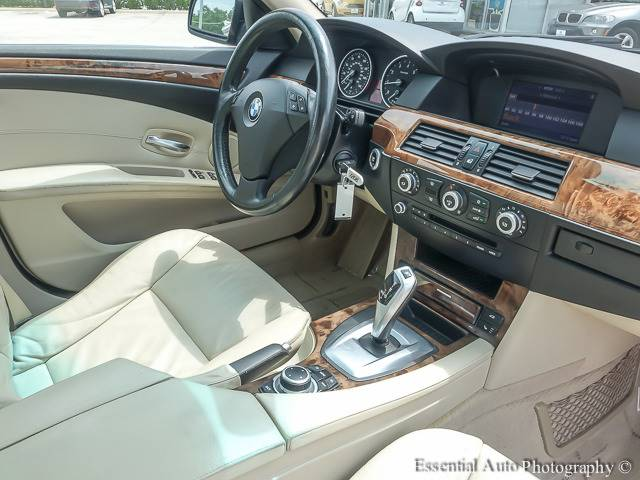 2009 BMW 5 Series for sale at Auto House Motors in Downers Grove IL