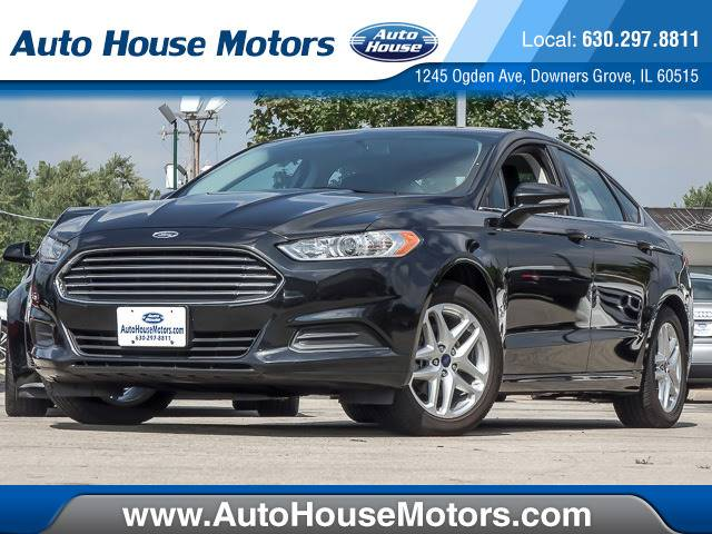 2013 Ford Fusion for sale at Auto House Motors in Downers Grove IL