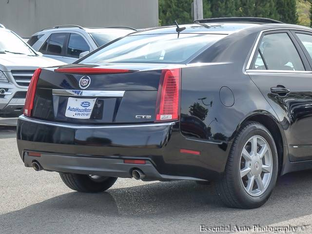 2008 Cadillac CTS for sale at Auto House Motors in Downers Grove IL