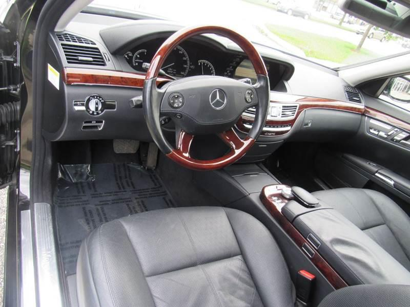 2008 Mercedes-Benz S-Class for sale at Auto House Motors in Downers Grove IL