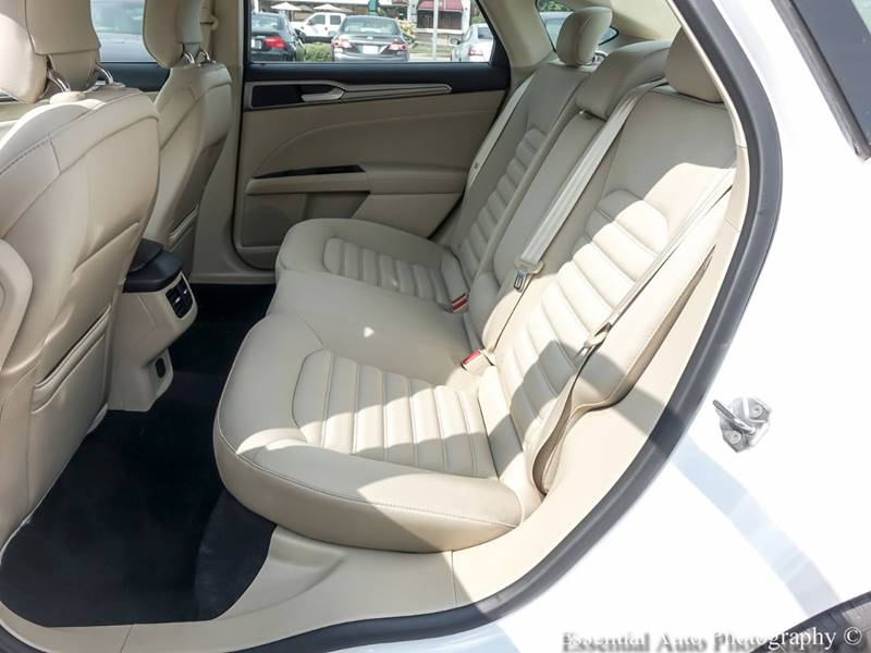 2014 Ford Fusion for sale at Auto House Motors in Downers Grove IL