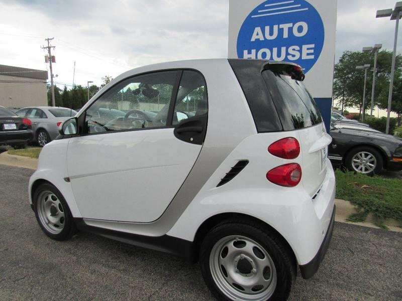 2014 Smart fortwo for sale at Auto House Motors in Downers Grove IL