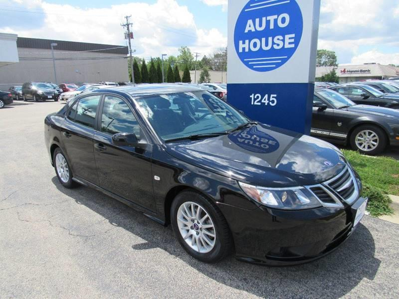 2008 Saab 9-3 for sale at Auto House Motors in Downers Grove IL