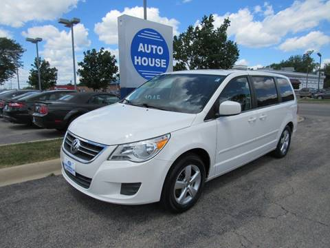 2010 Volkswagen Routan for sale in Downers Grove, IL