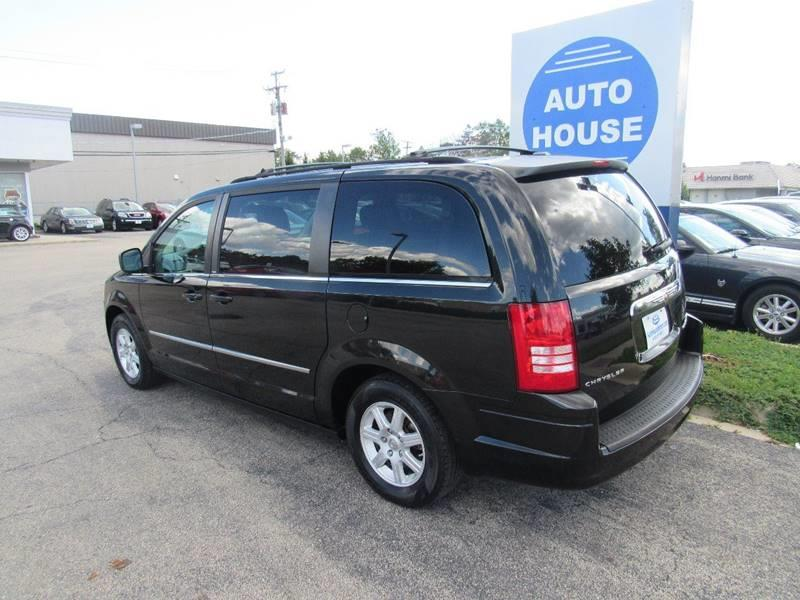 2010 Chrysler Town and Country for sale at Auto House Motors in Downers Grove IL