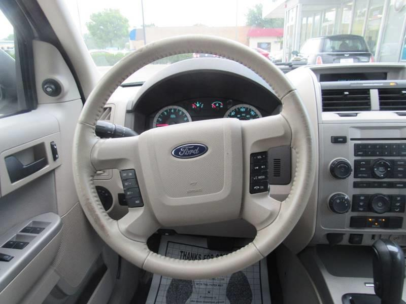 2011 Ford Escape for sale at Auto House Motors in Downers Grove IL